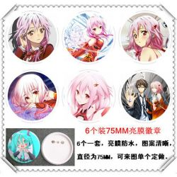 Guilty Crown Waterproof  Brooc...