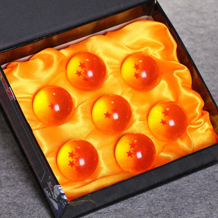 official Dragon Balls(7 pcs) Small set