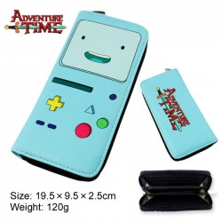 Adventure Time BMO PU Wallet 0...