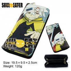 Soul Eater PU Long Wallet 01
