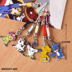 Digimon keu chain price for 5 ...