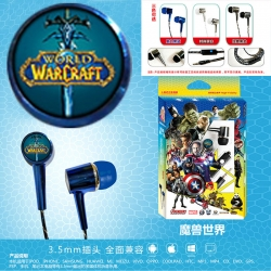 price for 5 pcs Earphone World...