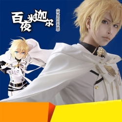 Seraph of the end cosplay dres...