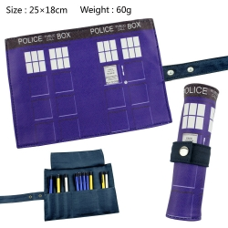 Doctor Who pencil case Station...