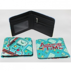 Adventure Time pu wallet
