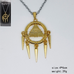 Necklace Yugioh price for 5 pc...