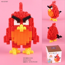 XZ7007 Angry Birds Building Bl...