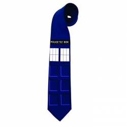 Doctor Who  Tardis tie  price ...