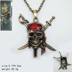 Necklace  Pirates of the Carib...