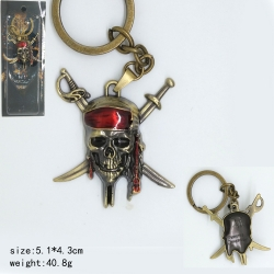 Pirates of the Caribbean Key C...