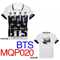 MQP020 T-shirt Full-color doub...