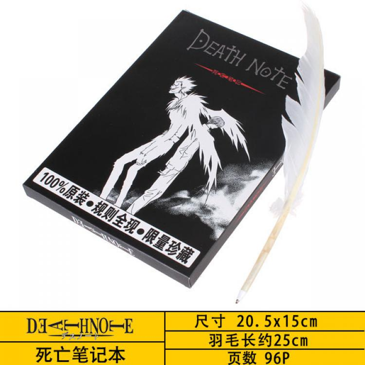 Death Note Notebook & pen
