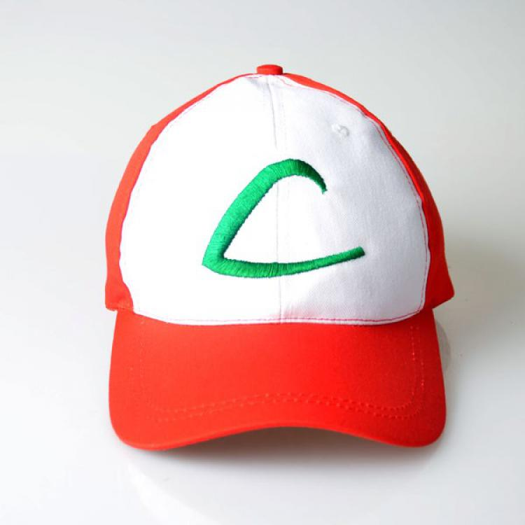 Pokemon Cap (white)