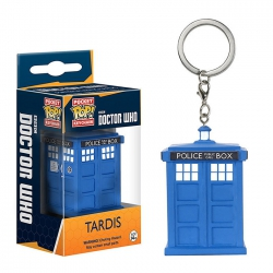 Funko-POP-Doctor Who KeyChain ...