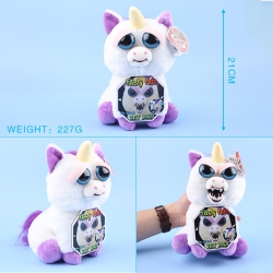 Feisty Pets Plush Face Change ...