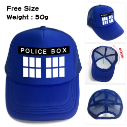 Hat Doctor Who Free size 50G