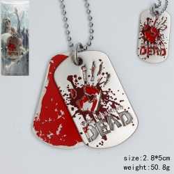 Necklace The Walking Dead