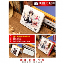 Guilty Crown Short Pu Wallet