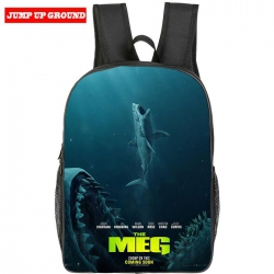 The Meg Oxford cloth backpack ...