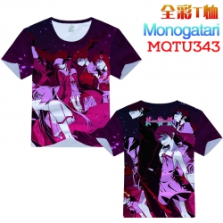 Bakemonogatari Monst Full Colo...