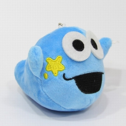 Angry Birds Blue Plush Toy Car...