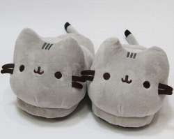 Pusheen Half-foot warm woolen ...