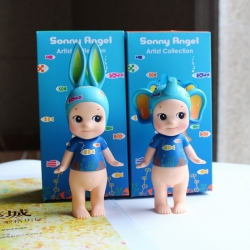 Sonny Angel BB doll blue ocean...