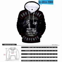 Riverdale Long sleeve Sweatshi...