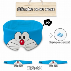 Doraemon Eye patch Eye mask Se...