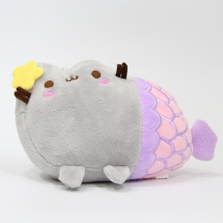 Mermaid pusheen Plush toy doll...