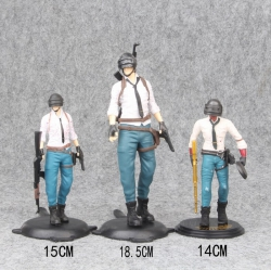 Playerunknowns Batt a set of 3...