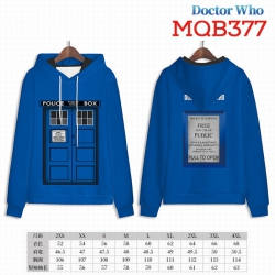 Doctor Who Full Color Long sle...