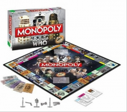 Doctor Who Monopoly Educationa...