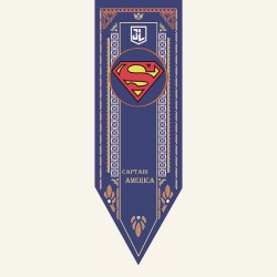 Justice League Cloth Hanging f...