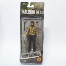 The Walking Dead Rick Boxed Fi...