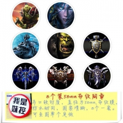 World Of Warcraft Brooch Price...
