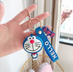 Cartoon Doraemon Keychain pend...