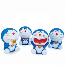 Doraemon Car doll a set of fou...