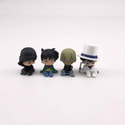 Conan a set of 4 Bagged Figure...