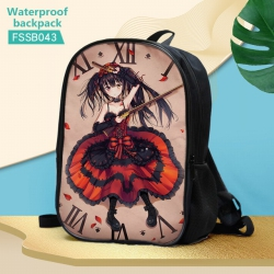 Date-A-Live Waterproof Backpac...