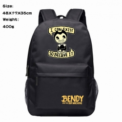 Bendy and ink machin Anime 600...