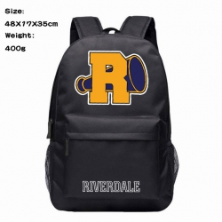 Riverdale Anime 600D Canvas Ba...
