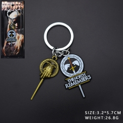 Game of Thrones Key Chain Pend...