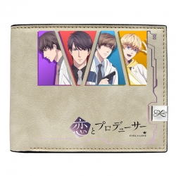 Love and Producer Short wallet...