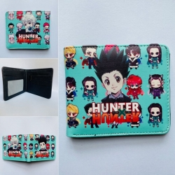 HunterXHunter Short color pict...