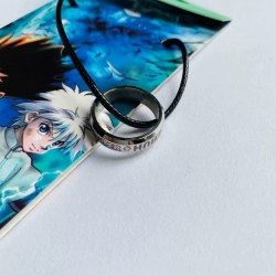 HunterXHunter Anime ring neckl...