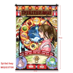 Spirited Away Anime plastic po...