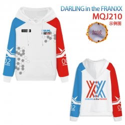 DARLING in the FRANXX hooded p...