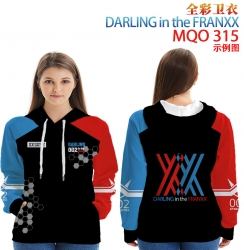 Hoodie DARLING in the FRANXX F...