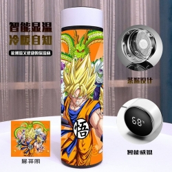 DRAGON BALL Apparent temperatu...